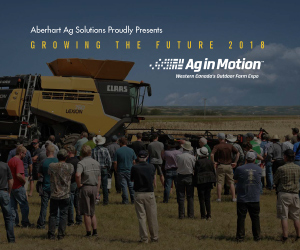 Aberhart Ag Solutions Proudly Presents: Growing the Future 2018