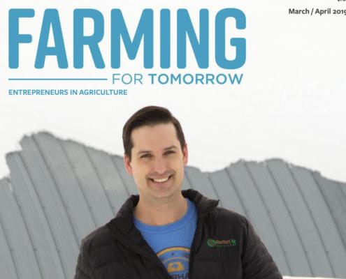Farming For Tomorrow